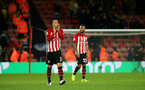 SOUTHAMPTON, ENGLAND - NOVEMBER 10: Maya Yoshida of Southampton during the Premier League match between Southampton FC and Watford FC at St Mary's Stadium on November 10, 2018 in Southampton, United Kingdom. (Photo by Chris Moorhouse/Southampton FC via Getty Images)