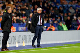 Hughes on penalty defeat at Leicester