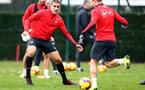 SOUTHAMPTON, ENGLAND - NOVEMBER 29: Oriol Romeu during a Southampton FC training session at the Staplewood Campus on November 29, 2018 in Southampton, England. (Photo by Matt Watson/Southampton FC via Getty Images)