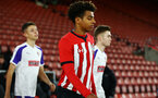 SOUTHAMPTON, ENGLAND - NOVEMBER 04: Caleb Watts ahead of the U18's FA Youth Cup match between Southampton FC and Rotherham United pictured at St Mary's Stadium on December 4, 2018 in Southampton, England. (Photo by James Bridle - Southampton FC/Southampton FC via Getty Images)