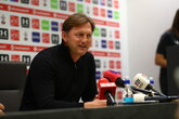 Press conference (part one): Ralph Hasenhüttl meets the media