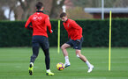 SOUTHAMPTON, ENGLAND - DECEMBER 12: Jack Stephens during a Southampton FC training session at the Staplewood Campus on December 12, 2018 in Southampton, England. (Photo by Matt Watson/Southampton FC via Getty Images)