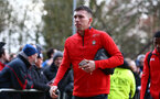 HUDDERSFIELD, ENGLAND - DECEMBER 22:  Pierre-Emile Hojbjerg ahead of the Premier League match between Huddersfield Town and Southampton FC at John Smith's Stadium on December 22, 2018 in Huddersfield, United Kingdom. (Photo by Matt Watson/Southampton FC via Getty Images)