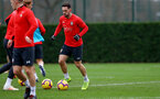 SOUTHAMPTON, ENGLAND - DECEMBER 25: Danny Ings during a Southampton FC training session at the Staplewood Campus on December 25, 2018 in Southampton, England. (Photo by Matt Watson/Southampton FC via Getty Images)