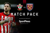 Match Pack: Saints vs West Ham