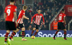 SOUTHAMPTON, ENGLAND - DECEMBER 27:  Maya Yoshida of Southampton during the Premier League match between Southampton FC and West Ham United at St Mary's Stadium on December 27, 2018 in Southampton, United Kingdom. (Photo by Matt Watson/Southampton FC via Getty Images)