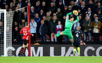 SOUTHAMPTON, ENGLAND - DECEMBER 30:  Alex McCarthy of Southampton during the Premier League match between Southampton FC and Manchester City at St Mary's Stadium on December 30, 2018 in Southampton, United Kingdom. (Photo by Matt Watson/Southampton FC via Getty Images)