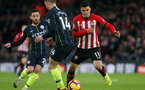 SOUTHAMPTON, ENGLAND - DECEMBER 30: Mohamed Elyounoussi during the Premier League match between Southampton FC and Manchester City at St Mary's Stadium on December 29, 2018 in Southampton, United Kingdom. (Photo by Chris Moorhouse/Southampton FC via Getty Images)