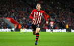 SOUTHAMPTON, ENGLAND - DECEMBER 30: Matt Target during the Premier League match between Southampton FC and Manchester City at St Mary's Stadium on December 30, 2018 in Southampton, United Kingdom. (Photo by James Bridle - Southampton FC/Southampton FC via Getty Images)