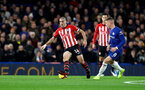 LONDON, ENGLAND - JANUARY 02: Oriol Romeu of Southampton during the Premier League match between Chelsea FC and Southampton FC at Stamford Bridge on January 02, 2019 in London, United Kingdom. (Photo by Matt Watson/Southampton FC via Getty Images)