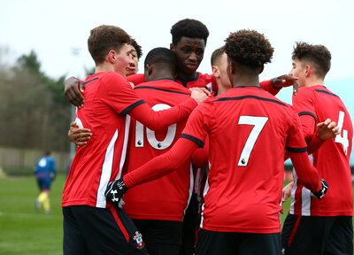 U18 Report: Saints 5-1 West Ham