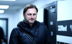 DERBY, ENGLAND - JANUARY 05: Ralph Hasenhuttl of Southampton ahead of the FA Cup Third Round match between Derby County and Southampton FC at Pride Park on January 05, 2019 in Derby, United Kingdom. (Photo by Matt Watson/Southampton FC via Getty Images)