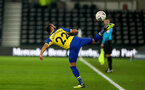 DERBY, ENGLAND - JANUARY 05: Nathan Redmond of Southampton during the FA Cup Third Round match between Derby County and Southampton FC at Pride Park on January 05, 2019 in Derby, United Kingdom. (Photo by Matt Watson/Southampton FC via Getty Images)