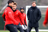 Hasenhüttl pleased with week's work