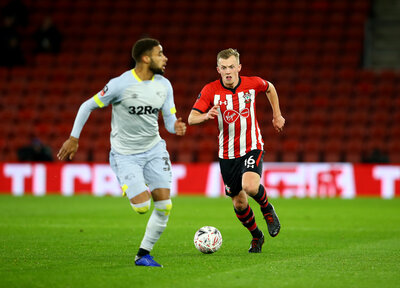 Ward-Prowse reflects on cup exit