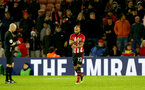 SOUTHAMPTON, ENGLAND - JANUARY 16: Nathan Redmond dejected during the FA Cup Third Round Replay match between Southampton FC and Derby County at St Mary's Stadium on January 16, 2019 in Southampton, United Kingdom. (Photo by Matt Watson/Southampton FC via Getty Images)