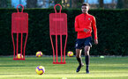 SOUTHAMPTON, ENGLAND - JANUARY 17: Marcus Barnes during a Southampton FC training session at the Staplewood Campus on January 17, 2019 in Southampton, England. (Photo by Matt Watson/Southampton FC via Getty Images)