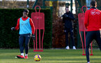 SOUTHAMPTON, ENGLAND - JANUARY 17: Mario Lemina during a Southampton FC training session at the Staplewood Campus on January 17, 2019 in Southampton, England. (Photo by Matt Watson/Southampton FC via Getty Images)