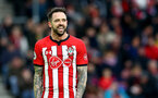 SOUTHAMPTON, ENGLAND - JANUARY 19: Danny Ings of Southampton during the Premier League match between Southampton FC and Everton FC at St Mary's Stadium on January 19, 2019 in Southampton, United Kingdom. (Photo by Matt Watson/Southampton FC via Getty Images)