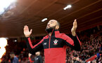SOUTHAMPTON, ENGLAND - JANUARY 19: Nathan Redmond of Southampton during the Premier League match between Southampton FC and Everton FC at St Mary's Stadium on January 19, 2019 in Southampton, United Kingdom. (Photo by Matt Watson/Southampton FC via Getty Images)