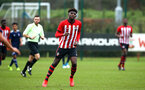 SOUTHAMPTON, ENGLAND - JANUARY 26: Alexandre Jankewitz during the Under 18s match between Southampton FC and Fulham FC pictured at Staplewood Complex on January 26, 2019 in Southampton, England. (Photo by James Bridle - Southampton FC/Southampton FC via Getty Images)
