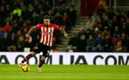 SOUTHAMPTON, ENGLAND - JANUARY 30: Danny Ings of Southampton during the Premier League match between Southampton FC and Crystal Palace at St Mary's Stadium on January 30, 2019 in Southampton, United Kingdom. (Photo by Matt Watson/Southampton FC via Getty Images)