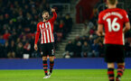 SOUTHAMPTON, ENGLAND - JANUARY 30: Jack Stephens of Southampton during the Premier League match between Southampton FC and Crystal Palace at St Mary's Stadium on January 30, 2019 in Southampton, United Kingdom. (Photo by Matt Watson/Southampton FC via Getty Images)
