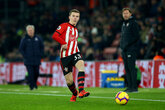 Targett reflects on point gained