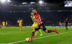 SOUTHAMPTON, ENGLAND - JANUARY 30: Nathan Redmond of Southampton during the Premier League match between Southampton FC and Crystal Palace at St Mary's Stadium on January 30, 2019 in Southampton, United Kingdom. (Photo by Matt Watson/Southampton FC via Getty Images)