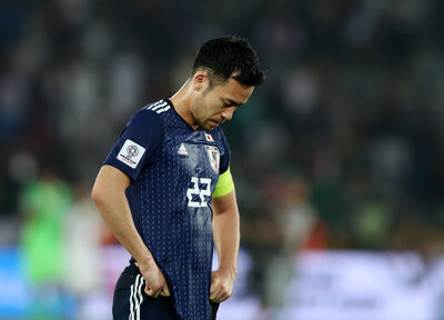 Yoshida beaten in Asian Cup Final