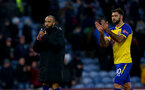 BURNLEY, ENGLAND - FEBRUARY 02: Nathan Redmond(L) and Charlie Austin of during the Premier League match between Burnley FC and Southampton FC at Turf Moor on February 02, 2019 in Burnley, United Kingdom. (Photo by Matt Watson/Southampton FC via Getty Images)