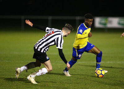 U23 Gallery: Newcastle 3-0 Saints