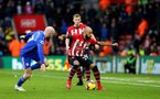 SOUTHAMPTON, ENGLAND - FEBRUARY 09: Nathan Redmond of Southampton during the Premier League match between Southampton FC and Cardiff City at St Mary's Stadium on February 09, 2019 in Southampton, United Kingdom. (Photo by Matt Watson/Southampton FC via Getty Images)