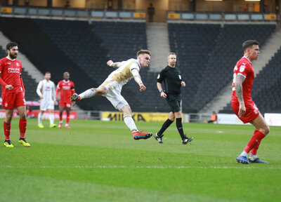 Loan Watch: Jake Hesketh nets stunner for MK Dons