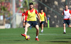 TENERIFE, SPAIN - FEBRUARY 12: Shane Long on day 2 of Southampton FC's winter training Camp, on February 12, 2019 in Tenerife, Spain. (Photo by Matt Watson/Southampton FC via Getty Images)