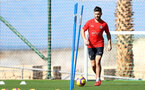 TENERIFE, SPAIN - FEBRUARY 13: Shane Long on day 3 of Southampton FC's winter training camp on February 13, 2019 in Tenerife, Spain. (Photo by Matt Watson/Southampton FC via Getty Images)
