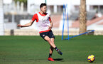 TENERIFE, SPAIN - FEBRUARY 13: Jan Bednarek on day 3 of Southampton FC's winter training camp on February 13, 2019 in Tenerife, Spain. (Photo by Matt Watson/Southampton FC via Getty Images)