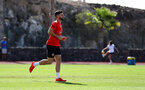 TENERIFE, SPAIN - FEBRUARY 14: Shane Long on day 4 of Southampton FC's winter training camp on February 14, 2019 in Tenerife, Spain. (Photo by Matt Watson/Southampton FC via Getty Images)