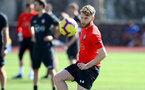 TENERIFE, SPAIN - FEBRUARY 14: Josh Sims on day 4 of Southampton FC's winter training camp on February 14, 2019 in Tenerife, Spain. (Photo by Matt Watson/Southampton FC via Getty Images)