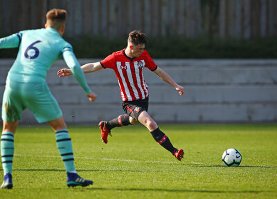 U18 Report: Saints 1-3 Arsenal
