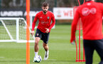 SOUTHAMPTON, ENGLAND - MARCH 05: Jack Stephens during a Southampton FC training session at the Staplewood Campus on March 05, 2019 in Southampton, England. (Photo by Matt Watson/Southampton FC via Getty Images)