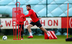 SOUTHAMPTON, ENGLAND - MARCH 05: Shane Long during a Southampton FC training session at the Staplewood Campus on March 05, 2019 in Southampton, England. (Photo by Matt Watson/Southampton FC via Getty Images)