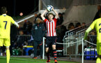 SOUTHAMPTON, ENGLAND - MARCH 06: Kameron Ledwidge during the U23's International Cup match between Southampton FC vs Villarreal pictured at Staplewood Complex on March 06, 2019 in Southampton, England. (Photo by James Bridle - Southampton FC/Southampton FC via Getty Images)