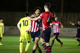 U23 Gallery: Saints 2-1 Villarreal
