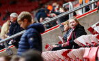 SOUTHAMPTON, ENGLAND - MARCH 09: Young fans ahead of the Premier League match between Southampton FC and Tottenham Hotspur at St Mary's Stadium on March 09, 2019 in Southampton, United Kingdom. (Photo by James Bridle - Southampton FC/Southampton FC via Getty Images)