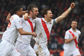 On This Day: Saints come from behind to win at Bournemouth