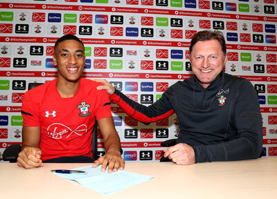 Hasenhüttl: Valery perfect example of The Southampton Way