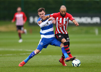 Saints earn victory in QPR friendly