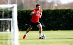 SOUTHAMPTON, ENGLAND - MARCH 27: Danny Ings during a Southampton FC training session at the Staplewood Campus on March 27, 2019 in Southampton, England. (Photo by Matt Watson/Southampton FC via Getty Images)