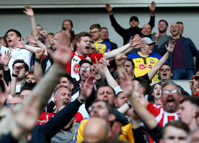 Gallery: Best fan photos of the season!